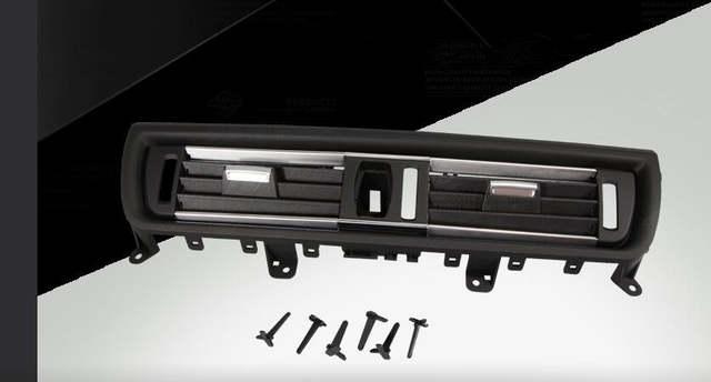 Front Console Grill Dash AC Air Vent For BMW F10 F11 F18 520i 523i 525i  528i 535i 64229166885
