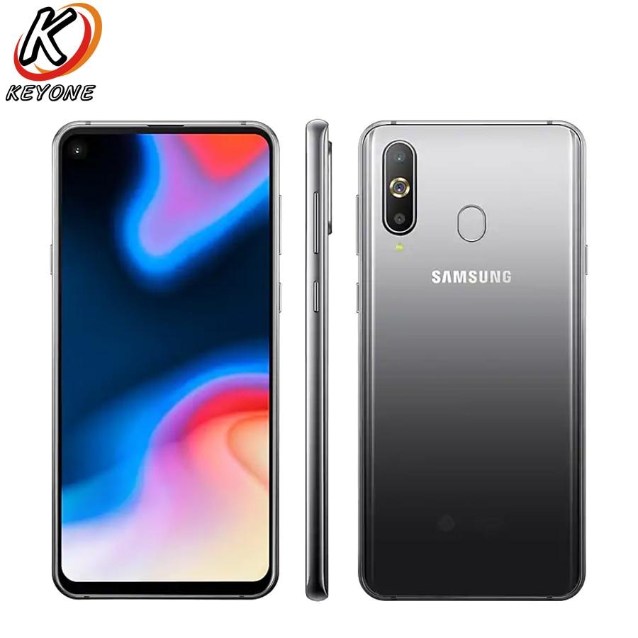 "New Samsung Galaxy A8s SM-G8870 Mobile Phone 6.4"" 6GB RAM 128GB ROM Snapdragon 710 Rear Camera 24.0MP+5.0MP+10.0MP NFC Dual SIM"