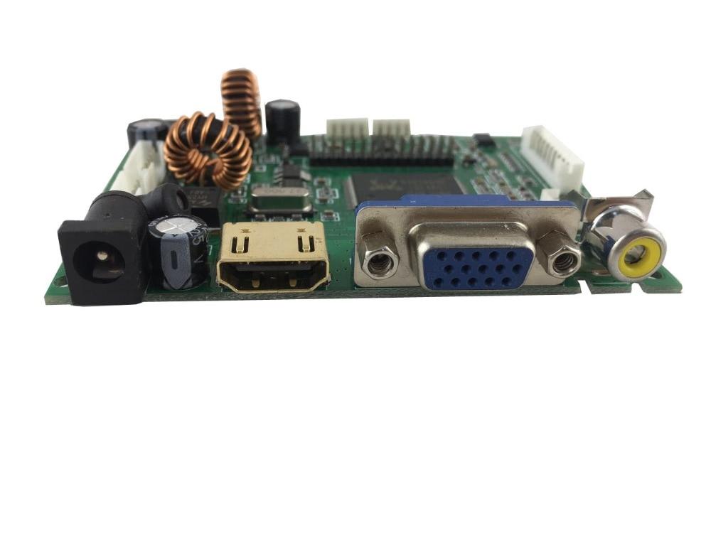 все цены на  LCD driver board support HDMI+2AV+VGA input  LVDS output  онлайн