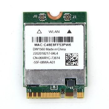 Tarjeta WIFI inalámbrica de banda Dual NGFF 802.1ac Broadcom BCM94352Z WIFI Bluetooth inalámbrico-AC BT 4,0 adaptador Wlan