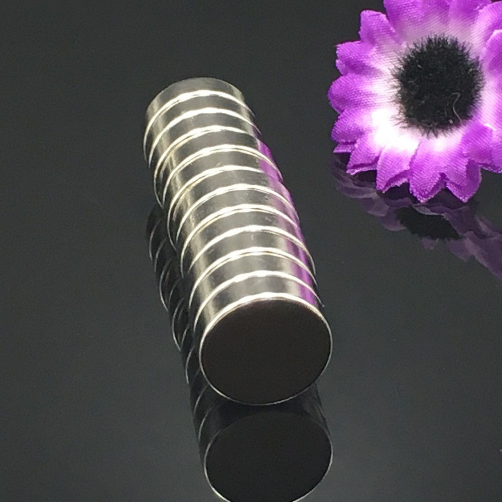 1PC 25mm x 5mm Super Round Cylinder Magnet 25x5 Rare Earth Neodymium  25*5 NEW Art Craft Connection free shipping