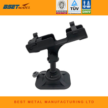 Fishing Rod Pole Holder Rack Rest Adjustable Removable can glue to Kayak Boat Support Boat Fishing Accessories Pole Bracket