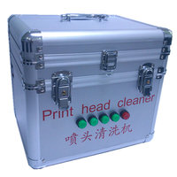 Cleaner Ultrasonic Print Head Cleaner Ultrasonic Cleaning Machine For Konica Spt Xaar DX3 DX4 DX5 DX7