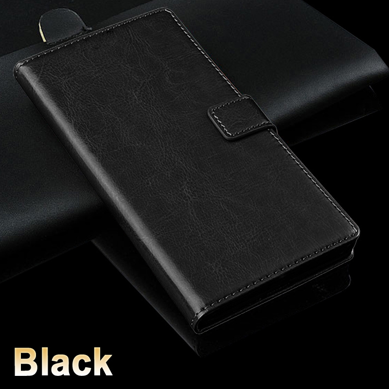 Xiaomi Redmi 3s pro case leather Funda de cuero flip de lujo para - Accesorios y repuestos para celulares - foto 3