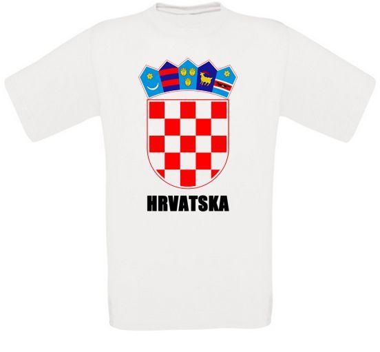 Croatie Hrvatska ZAGREB Balkan T-shirt TOUTES TAILLES NEUF été manches courtes T-shirt chaud nouvelle mode livraison gratuite 2018 chemises