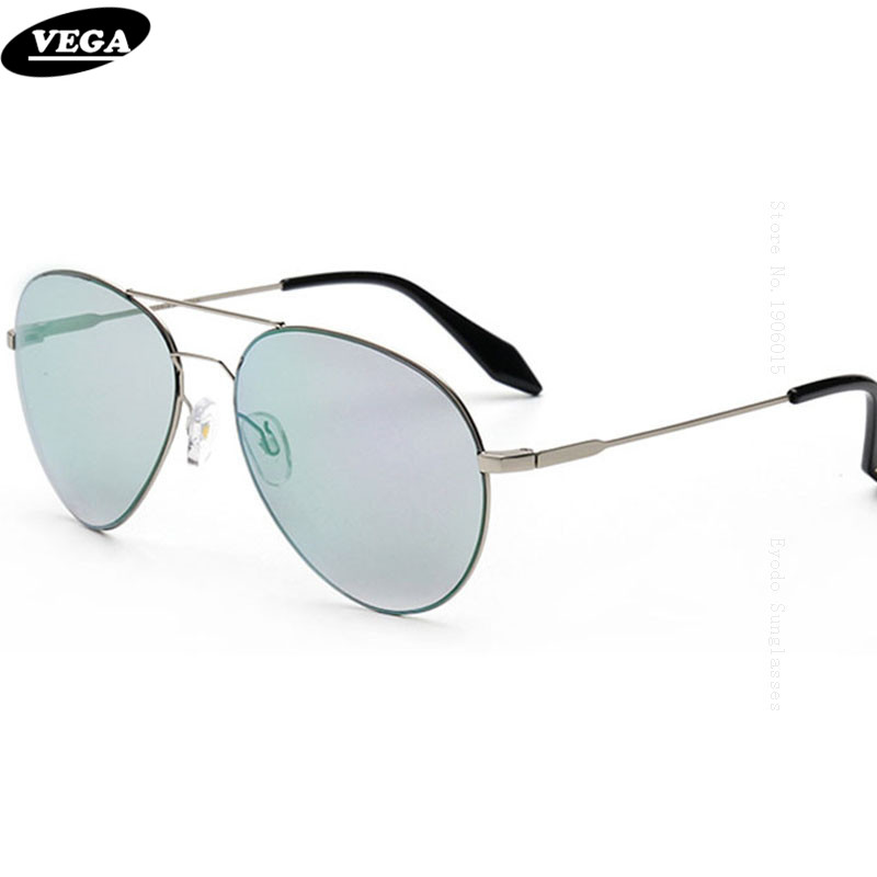 6c01fe32a7d VEGA Best Wrap Around Polarized Sunglasses Online Sale Real Navy Air Force Eyeglasses  Coating Mirror Shades