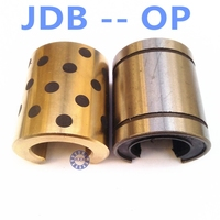 OP JDB 406080 Copper Sleeve The Same Size Of LM40 OP Linear Solid Inlay Graphite Self