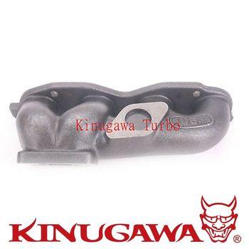Kinugawa Turbo Manifold for HONDA K20 Civic SI RSX T25 Flang w/ W/G Hole