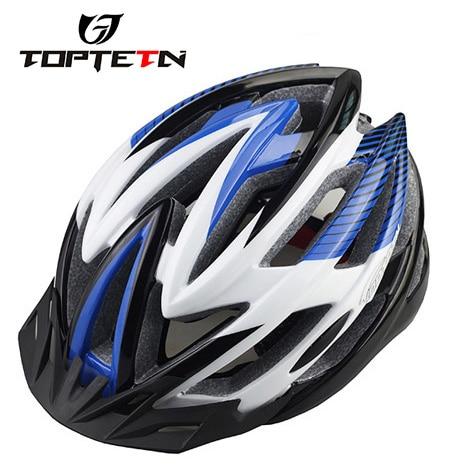 판매 Capacete Ciclismo 새로운 자전거 헬멧 경량 원피스 승마 야외 스포츠 자전거 헬멧 남녀 무료 배송