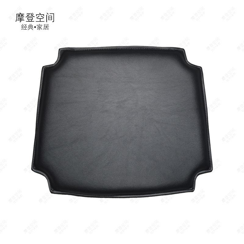 Microfiber Leather Chair Cushion Non-slip High-quality Seat Cushion Chair Pad Children Increased Pad Baby Chair 40*50cm