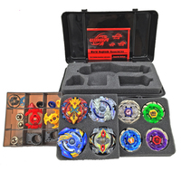 14PCS Toupie Beyblade Burst Set Masters Launcher Spinning Top Beyblades Metal Fusion Beyblade Toys For Boy