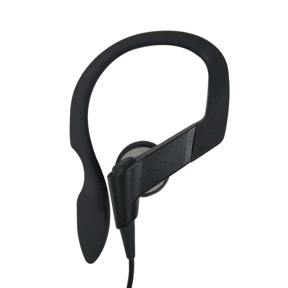 Высококачественные наушники с ушным вкладышем для активного отдыха спортивные наушники Проводная гарнитура Fone De Ouvido для iPhone samsung сотовый телефон Xiaomi