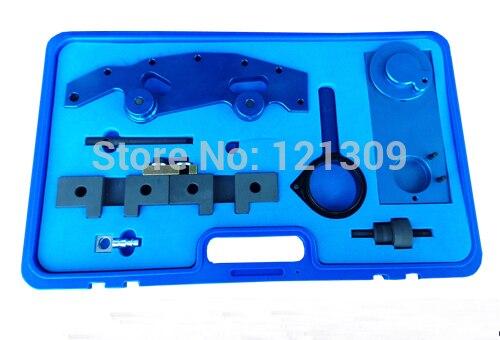 цена Taiwan Camshaft Alignment Timing Tool Kit with Double Vanos for BMW M52TU, M54, M56 в интернет-магазинах