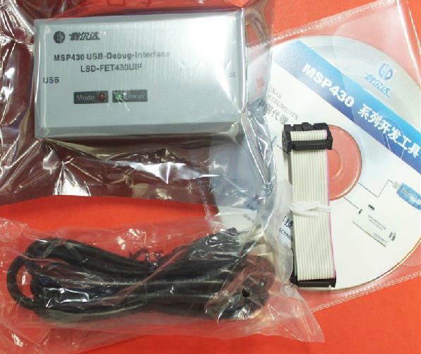 Sunny Free Shipping! 1pc Lsd-fet430uif Usb Emulator Supports A Full Range Of Chip Msp430