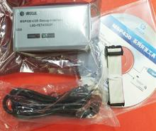 Free Shipping! 1pc LSD-FET430UIF USB emulator supports a full range of chip MSP430