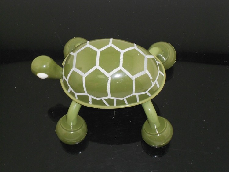 Turtle Toy Massager Shake Slimming Cellulite Body Massager Beauty Health Tool for Hip Neck Face Head Foot 3