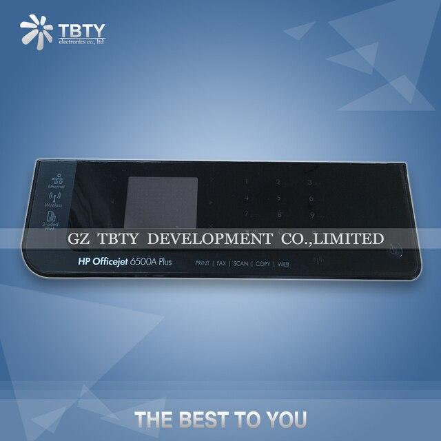 Imprimante Contrôle Clavier Pour HP Officejet 6500A Plus 6500 HP6500 Assemblage Du Panneau de Commande D'affichage