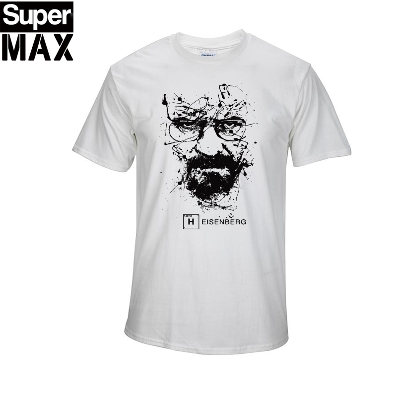Walter white t shirt bestseries shop for Best quality mens white t shirts