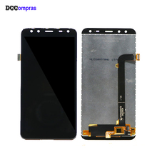 hot deal buy original for leagoo s8 lcd display touch screen mobile phone parts for leagoo s8 screen lcd display