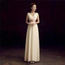Mutter Der Braut Kleid Doppel-schulter Einfache Solid Color Falte Chiffon Fromal Lange Abendkleider Vestido De Madrinha