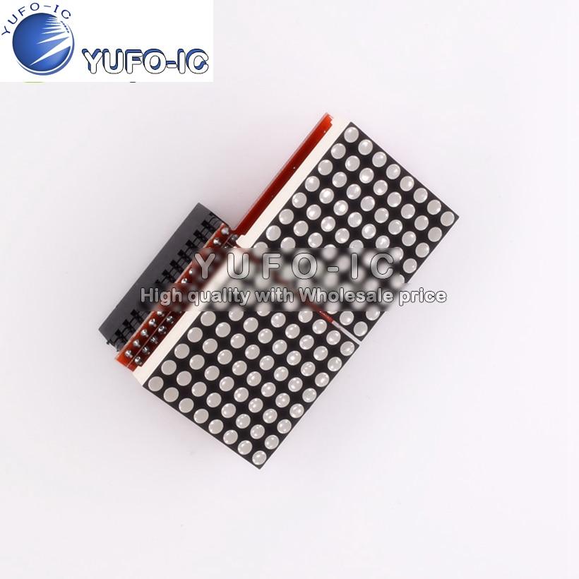 Dot-matrix LED screen LED matrix moduleDot-matrix LED screen LED matrix module