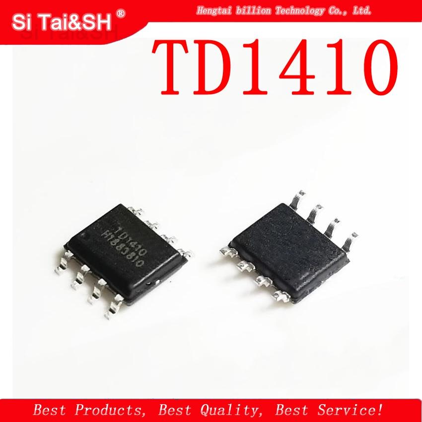 10 x TD1410 TD1410PR SOP8 PWM buck DC//DC chip