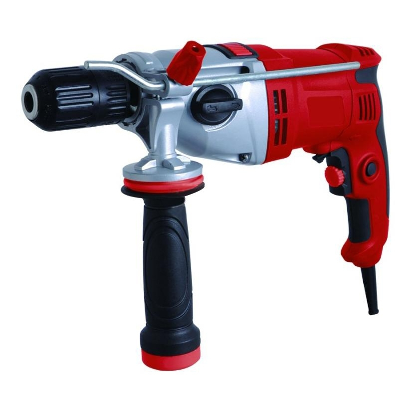 Drill impact RedVerg RD-ID1000/2 S (Power 1000 W, 2 speed, no load speed 2800об/min) drill screwdrivers redverg rd sd400 2