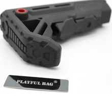 [MOD red dot butt] jm MK18 MKM2 water bullet-gun exterior refitting for the outdoor cs blaster accessories KI50(China)