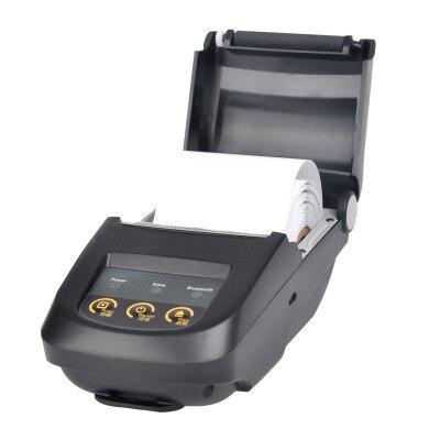 JP-5800 Portable Mobile Bluetooth Thermal Printer USB Receipt POS Bill Termal Printer mini Barcode Ticket Printer Phone printer mini barcode printer