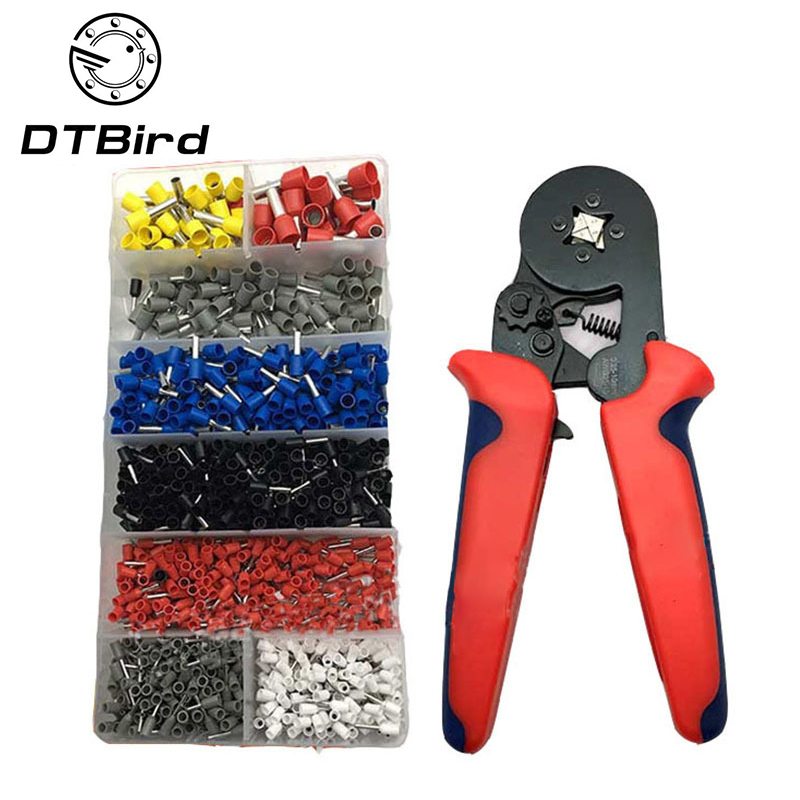 HSC8 6-4A 0.25-6mm2 AWG23-10 Crimping Pliers Electric Tube Terminals Box Euclidean Multifunctional Pipe Plier Hand ToolsHSC8 6-4A 0.25-6mm2 AWG23-10 Crimping Pliers Electric Tube Terminals Box Euclidean Multifunctional Pipe Plier Hand Tools