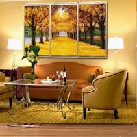 HJ 500WX3 2 3000W 60 100cm 6PCS Lot 3PCS Composition Of One Picture 2Sets Warm Wall