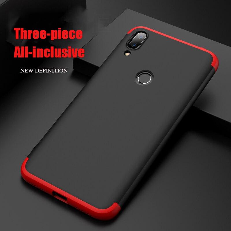 Купить Чехол для huawei Y6 Y7 Pro Prime 2019 360 Полный Hawei P Smart плюс 2019 Honor20i ультра тонкий жесткий чехол-накладка защитный чехол для смартфона на Алиэкспресс