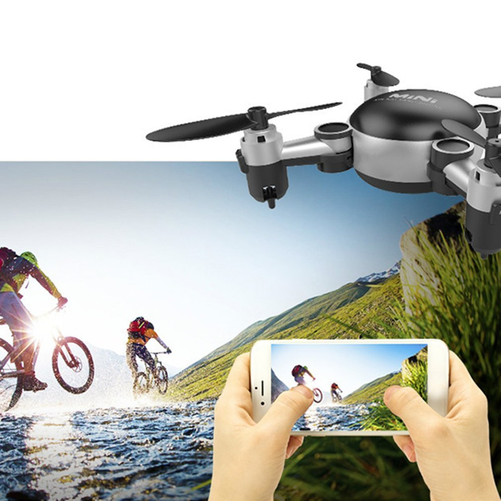 Mini Drone RC Drone Quadcopters Folding Remote Control Helicopter Mode Drone RTF Without Camera Mini Dron Best Toys For Children