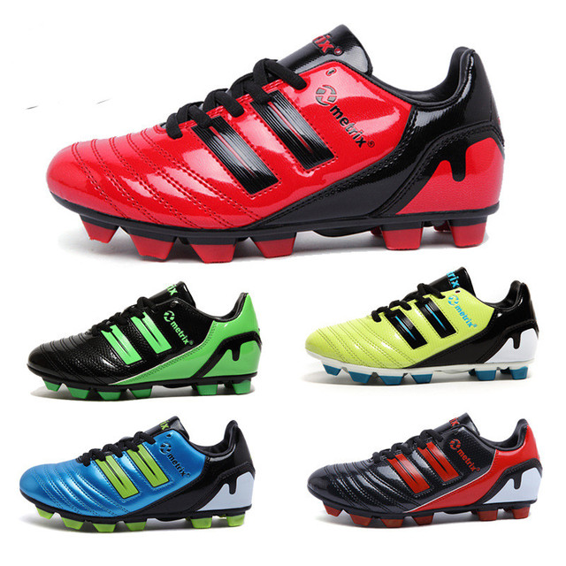 Big Kids Football Shoes Shockproof Chaussure Crampons Sport Enfant Running Walking Boys Shoes Kids Sneakers Shop Online Stores