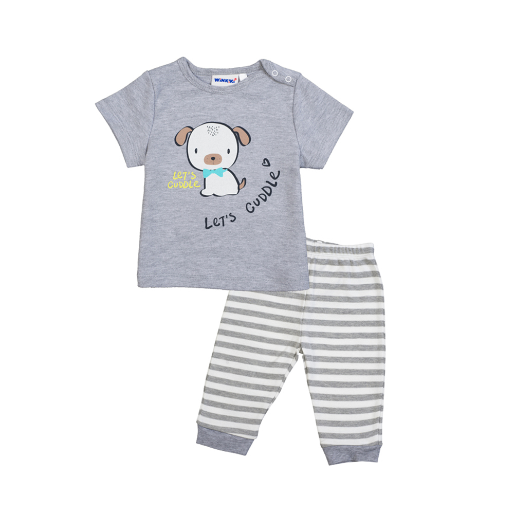 Sleepwear & Robes Winkiki for girls and boys WN81004 Pajamas Baby Armband for sleep Children clothing Bag Belt