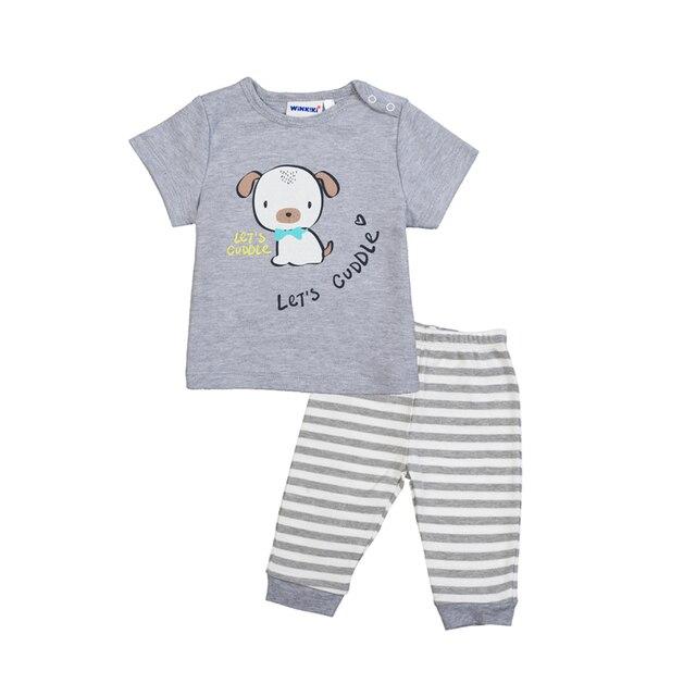 Пижама Winkiki ясельная для мальчиков и девочек