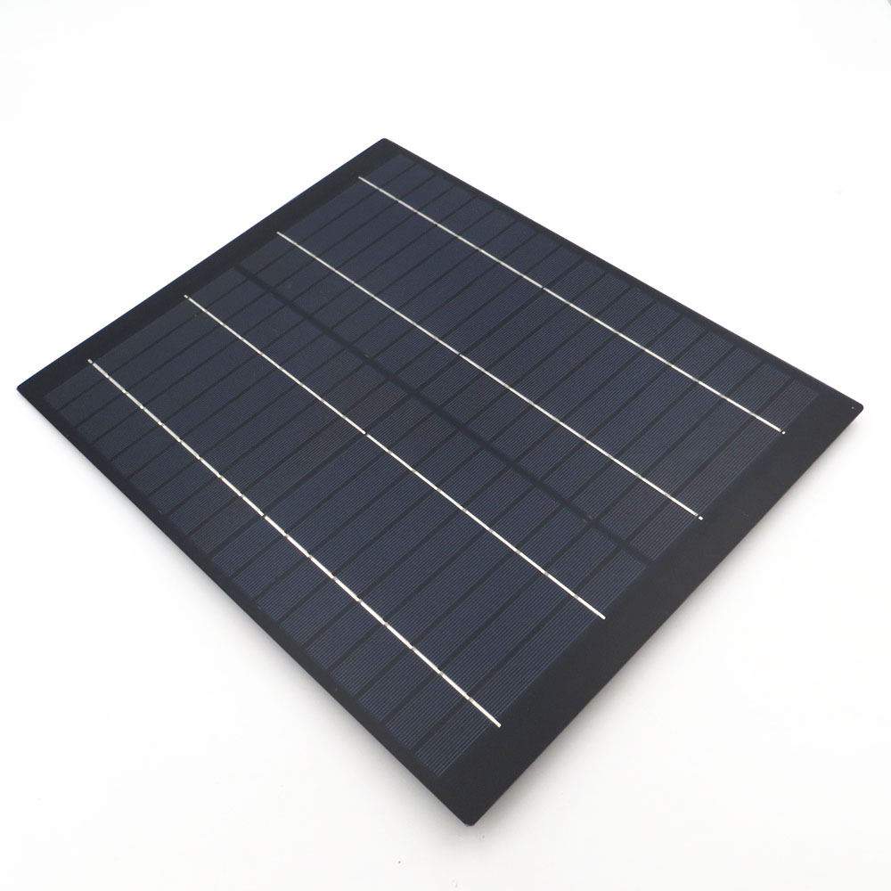 Image 3 - 2pcs x 20Watt Solar Panel 18V 20W 1.1A Mini PET polycrystalline PV module cell charge for 12V battery Charger 20 watts W Watt-in Solar Cells from Consumer Electronics