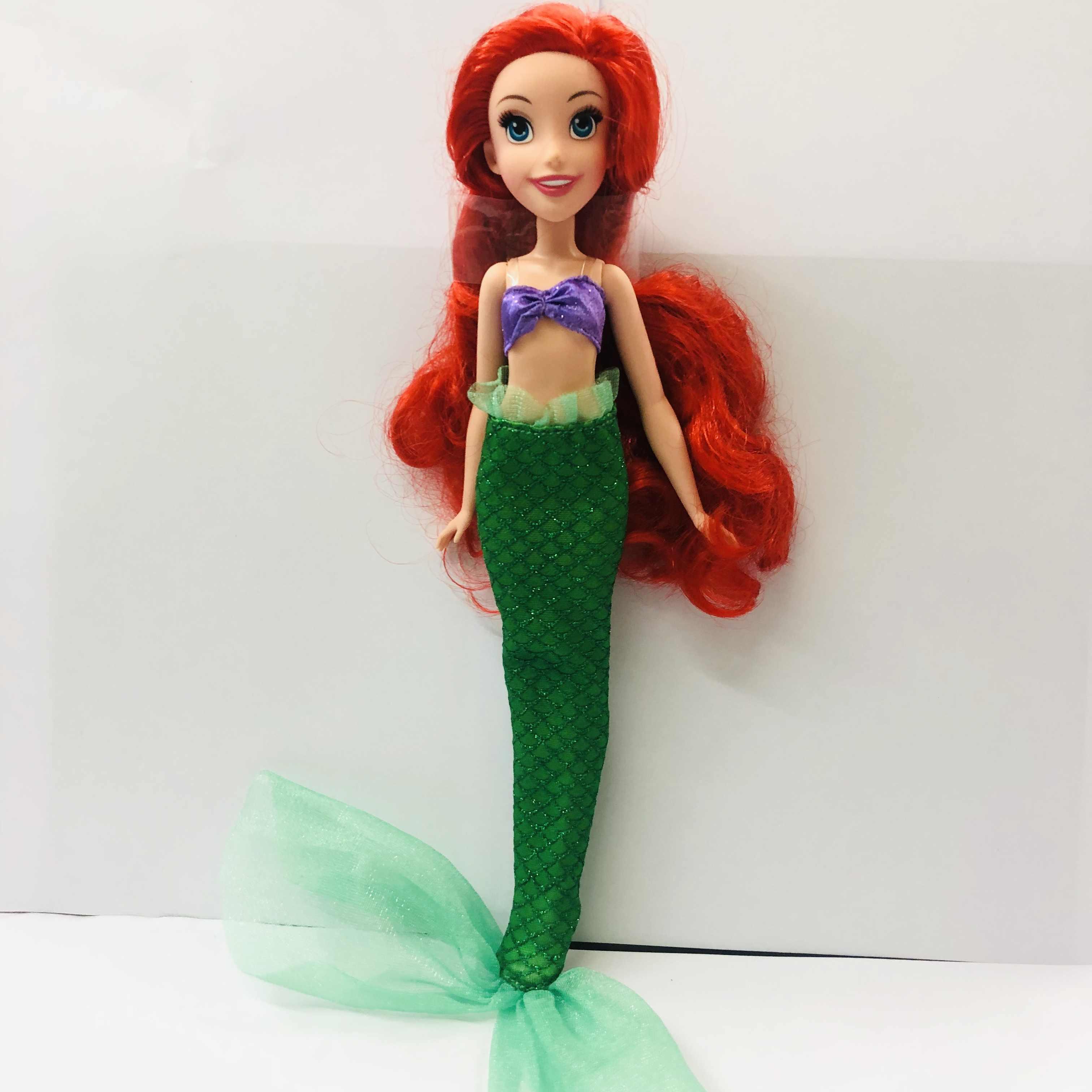 Новая кукла принцесса-Русалка хвост можно снять принцесса куклы для девочек игрушки