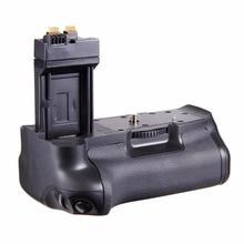 1 pc Nouveau Batterie Grip pour Canon 550D 600D 650D 700D T2i T3i T4i comme BG-E8 BGE8 + RC-5 CHAUDE NOUVEAU