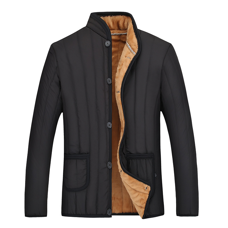 100% Kwaliteit Nieuwe Mannen Slim Thicken Warm Winter Sneeuw Katoen Massaal Faux Fur Voering Liner Voor Jas Liner Winter Casual Parka