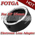 FOTGA Matel AF Automatic Auto Focus 25mm DG II Macro Extension Tube for Canon EF EFS