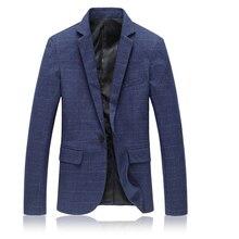 Neue Männer hohe qualität Solide gitter Anzug Business Casual Hochzeit Kleider Formale tragen Anzüge Größe M-6XL