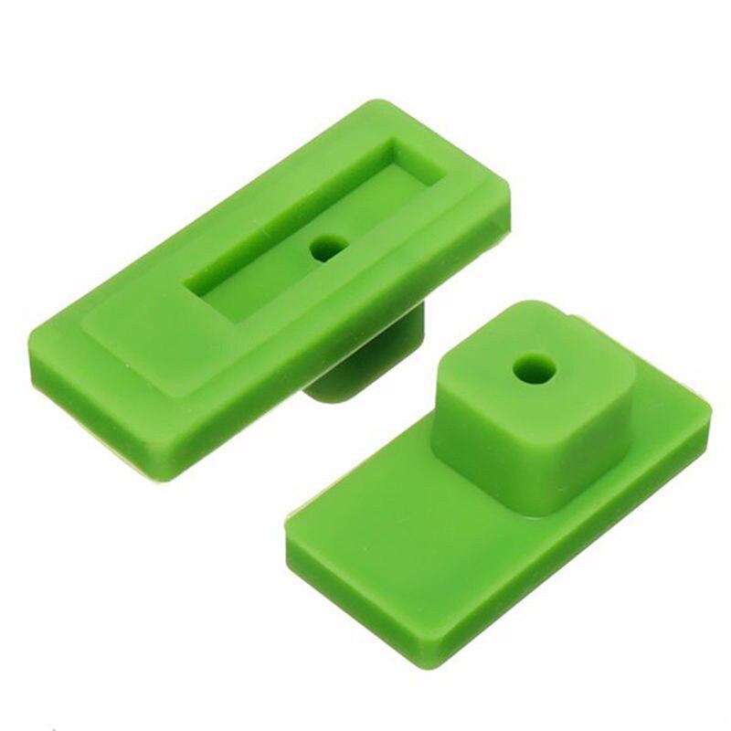 1 компл. 3 в 1 10 мл шприц картридж зажим для поглощения резиновые прокладки заправочная клипса совместимый для hp 60/61