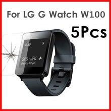Definition Pelicula De Vidro Hartglas Displayschutzfolie Für LG G Uhr W100 Schutz Schutzfolie Smartwatch