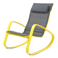 2017 Direct Selling America Stylish Rocking Chair Lounge Chair Lazy Leisure Balcony Free Nap Chair Lunch