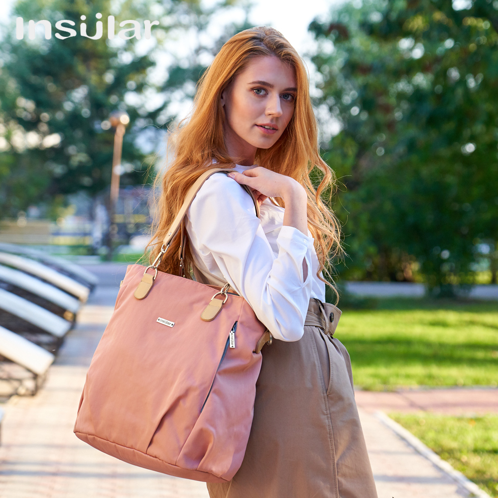 Insular New Mother Maternity Diaper Bag Baby Care Nappy Bag Brand Large Capacity Baby Travel Bag Nursing Diaper Stroller Bags все цены