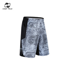 Shorts Men Summer Beachwear Print Quick Dry Short Trousers Causal Drawstring Sportwear Male Shorts Plus Size 3XL недорого