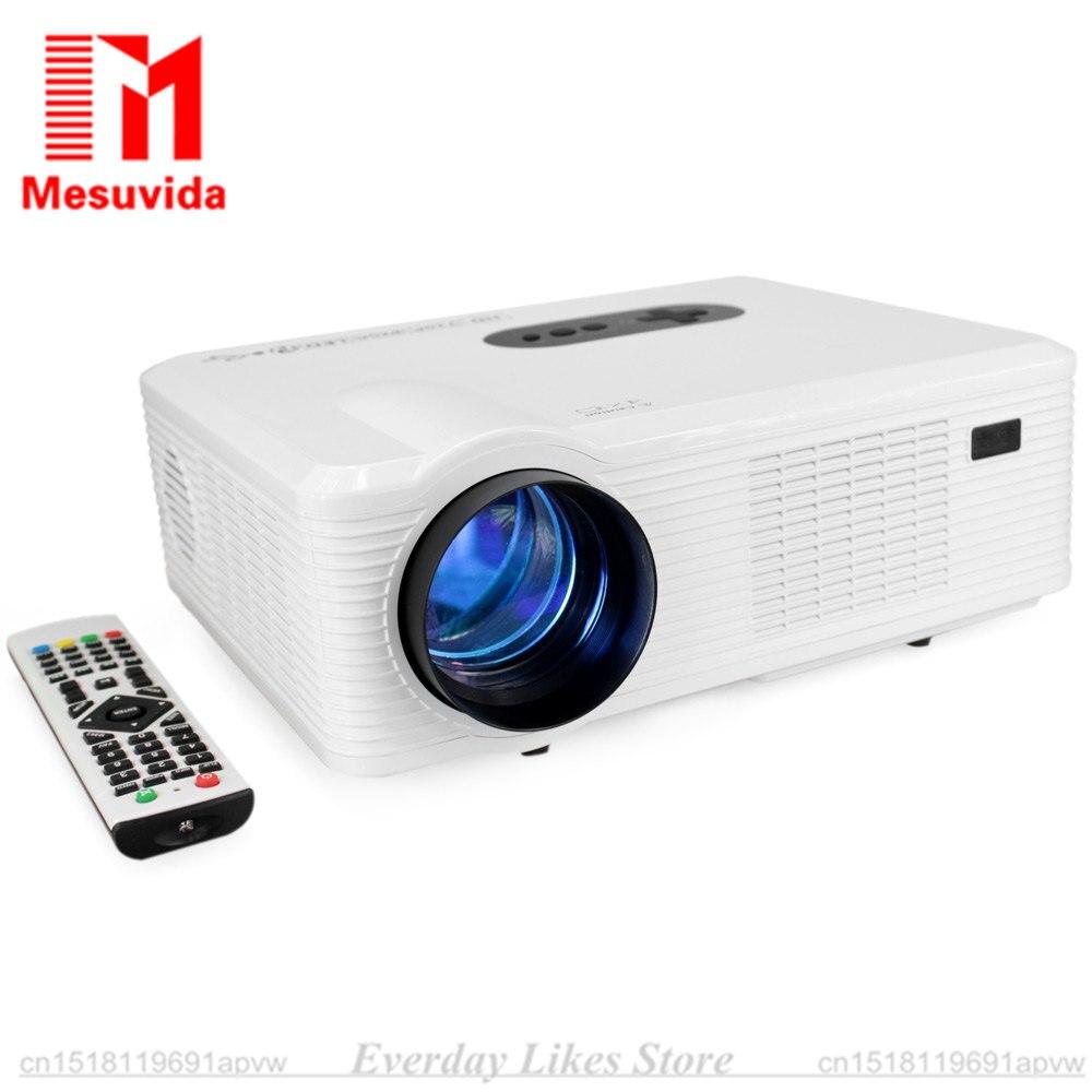 Prix pour D'origine CL720 LED Projecteur 3000 Lumens 1280*800 HD Projecteur Avec TV Analogique Interface Pour Le Divertissement À Domicile Cinéma Projecteur