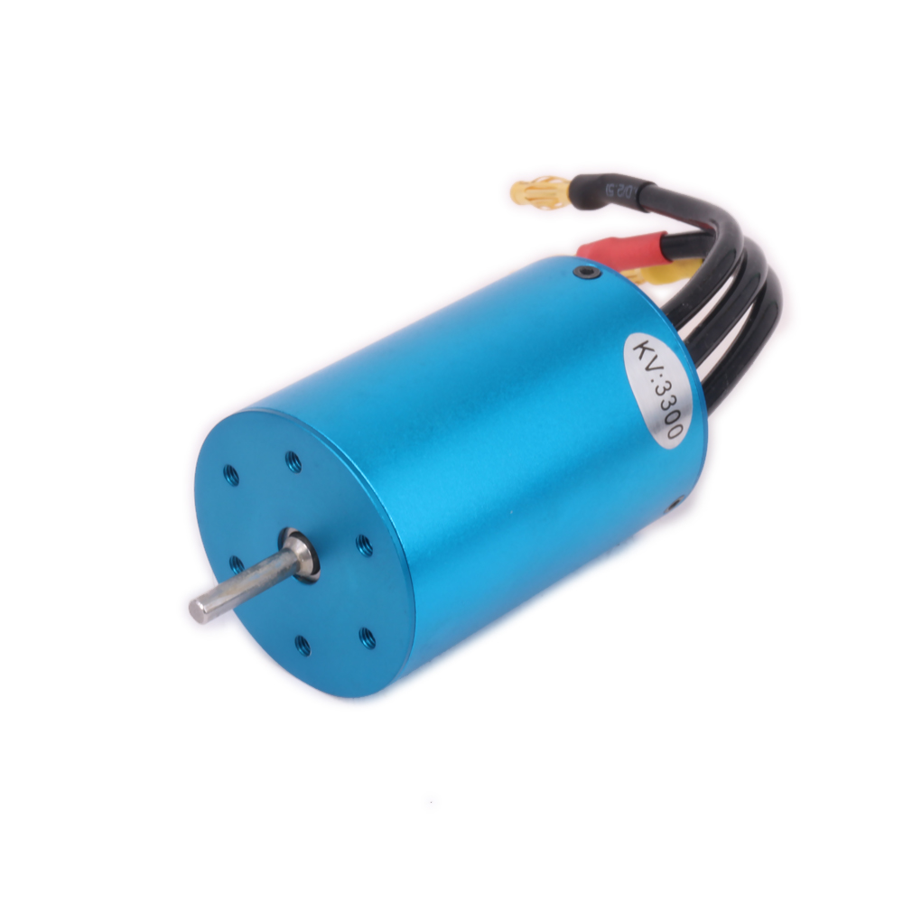 RCAWD 3650 Brushless Motor Inrunner Kv3300 For Rc Hobby Model Car Boat 1/10 Hsp Traxxas Arrma Himoto 1pc 320a 320amp hv high voltage brushed esc electronic speed controller for rc model car boat hsp traxxas arrma himoto td 005