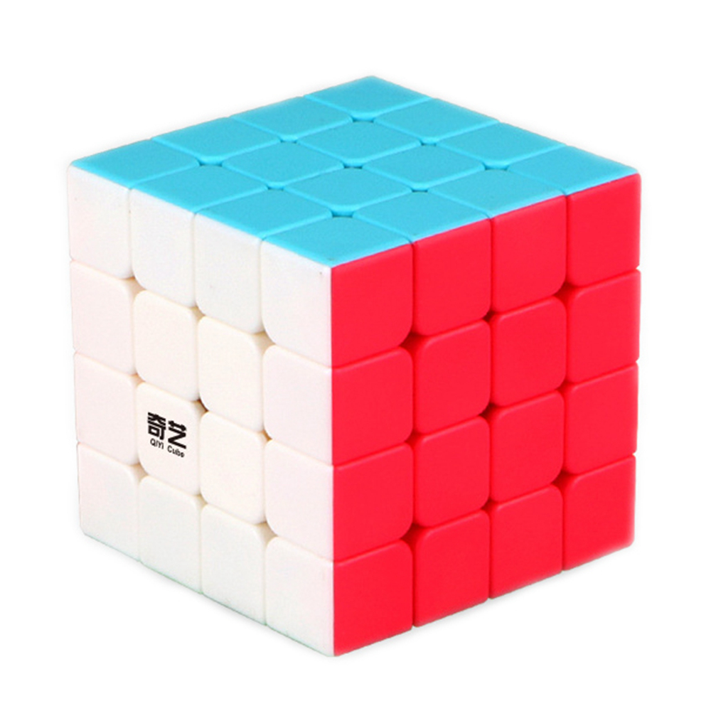 Qiyi Mofangge QI YUAN S 4x4x4 Magic Cube Speed Puzzle Game Cubes Educational Toys for Children Kid Christmas Gift